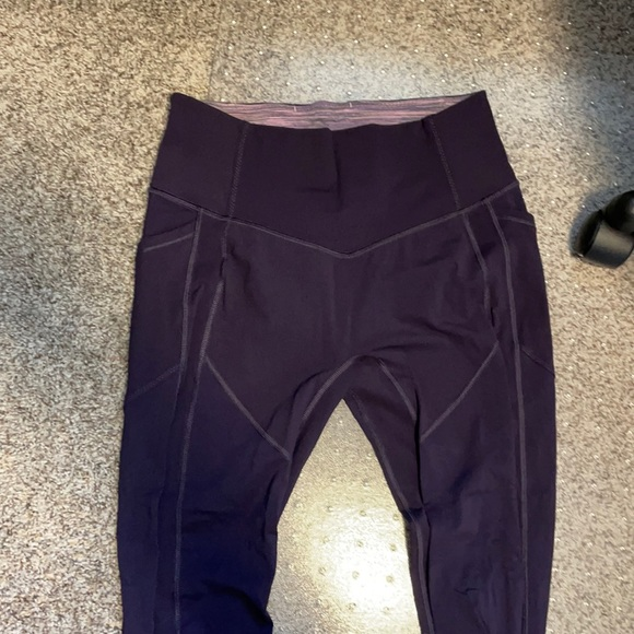 Lululemon All The Right Places Pant Size 10